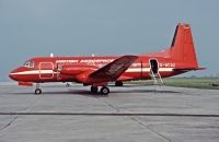 Photo: British Aerospace, Hawker Siddeley HS-748, G-BCDZ