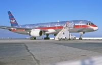 Photo: USAir, Boeing 757-200, N600AU