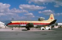 Photo: Huns Air, Vickers Viscount 700, VT-DOP