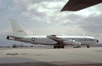 Photo: United States Air Force, Boeing C-135/KC-135, 61-297