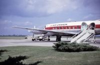 Photo: Air Canada, Vickers Viscount 700