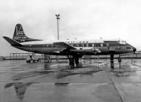 Photo: Ansett - ANA, Vickers Viscount 800, VH-RMK
