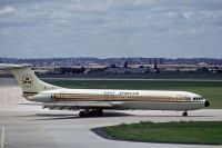 Photo: East African Airways, Vickers Super VC-10, SH-MMT