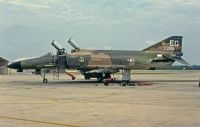 Photo: United States Air Force, McDonnell Douglas F-4 Phantom, 67-396