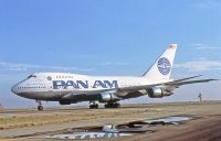 Photo: Pan Am, Boeing 747SP, N533PA
