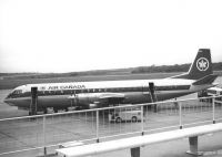 Photo: Air Canada, Vickers Vanguard, CF-TKH