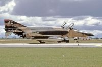 Photo: United States Air Force, McDonnell Douglas F-4 Phantom, 66-0407