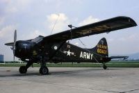 Photo: United States Army, De Havilland Canada DHC-2 Beaver, 60407