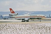 Photo: Swissair, McDonnell Douglas DC-10-30, HB-IHB