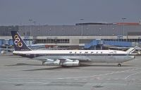 Photo: Olympic Airways/Airlines, Boeing 707-300, SX-DBE
