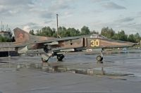 Photo: Russian Air Force, MiG MiG-23, 30