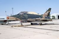 Photo: United States Air Force, North American F-100 Super Sabre, 63221