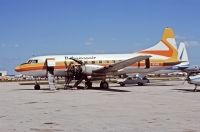 Photo: Bahamasair, Convair CV-340, N3416