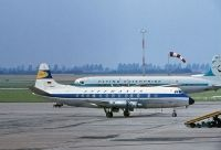 Photo: Lufthansa, Vickers Viscount 800, D-ANAB