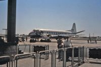 Photo: British European Airways - BEA, Vickers Viscount 700, G-ALWF