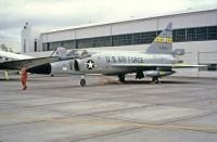 Photo: United States Air Force, Convair F-102 Delta Dagger, 0-41393