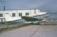 Photo: Riverton Air, Douglas DC-3, CF-IKD