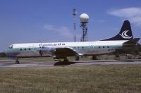Photo: Nomads, Lockheed L-188 Electra, N836E