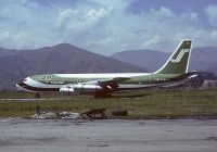 Photo: SAM Colombia, Boeing 720, HK-749