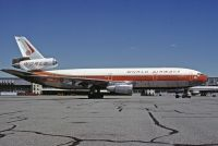 Photo: World Airways, McDonnell Douglas DC-10-10, N107WA