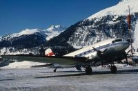 Photo: Classic Air, Douglas DC-3, HB-ISC