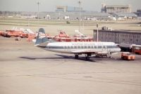 Photo: Scottish Airways, Vickers Viscount 800, G-AOJE