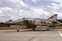 Photo: United States Air Force, McDonnell Douglas F-4 Phantom, 68-363