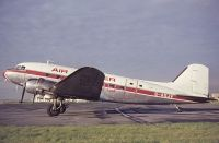Photo: Air Ulster, Douglas DC-3, G-AGJV