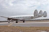 Photo: United States Air Force, Lockheed Constellation, 44062
