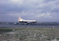 Photo: Air Algerie, Convair CV-640, 7T-VAY