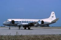 Photo: Aeropostal, Vickers Viscount 700, YV-C-AMB