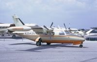 Photo: Untitled, Mitsubishi MU-2, N3543X