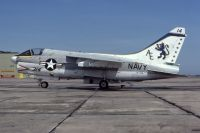 Photo: United States Navy, LTV A-7 Corsair II, 157482