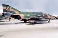 Photo: United States Air Force, McDonnell Douglas F-4 Phantom, 73-171