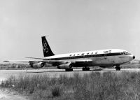 Photo: Olympic Airways/Airlines, Boeing 720, SX-DBK