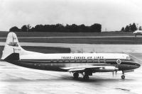 Photo: Trans Canada Airlines - TCA, Vickers Viscount 700, CF-TGS