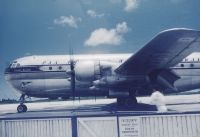 Photo: Pan American Airways, Boeing 377 Stratocruiser