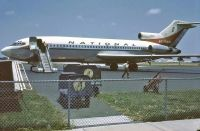 Photo: National Airlines, Boeing 727-100, N4621