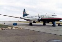 Photo: Norcanair, Convair CV-640, C-GQCY