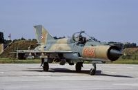 Photo: Hungary - Air Force, MiG MiG-21, 6145