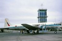 Photo: Americana, Douglas DC-6, HC-ARK