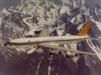 Photo: South African Airways, Boeing 707-300, ZS-CKC