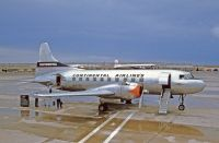 Photo: Continental Airlines, Convair CV-240, N94238
