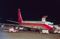Photo: Angola Air Charter, Boeing 707-300, D2-TON