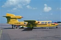Photo: Aurigny Air Services, Britten-Norman BN-2A Mk3 Trislander, G-BCNO