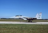 Photo: United States Air Force, McDonnell Douglas F-15, 75-0082
