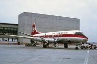 Photo: Air Canada, Vickers Viscount 700, CF-THY