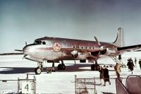 Photo: Trans Canada Airlines - TCA, Canadair DC-4M2 Northstar
