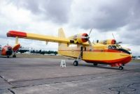 Photo: Untitled, Canadair CL-215, CL-215