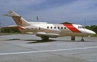 Photo: Untitled, Hawker Siddeley HS-125, PK-PJE